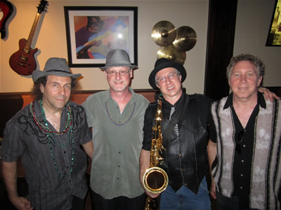 Nawlins Funk Band at Medleys Jazz Club in NJ