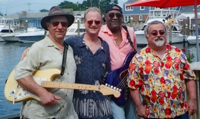 David Clive at The Nautical Mile Freeport New York