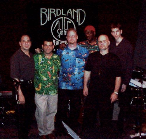 Iguazu at Birdland