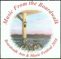 David Clive Music - Music From the Boardwalk