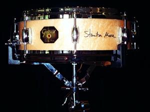 David Clive - Gretsch Stanton MooreSignature Snare Drum