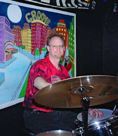 Dave Clive at Groove NYC