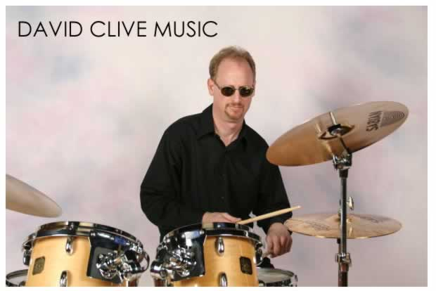 David Clive is a professional drummer and purcussionist as well as a private teacher and college instructor.