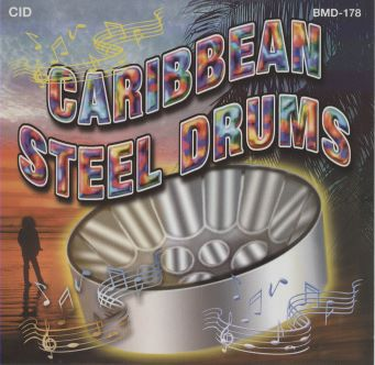 David Clive Music - Arthur Lipner - Carribean Steel Drums