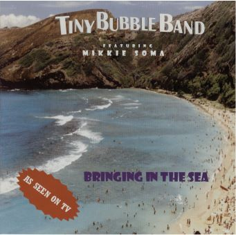 David Clive Music - The Tiny Bubble Band - Binging In The Sea