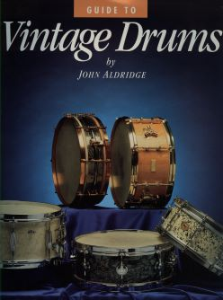David Clive - Vintage Drum Rentals - Featured in Sept/Oct 1994