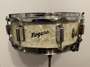 David Clive Music - Mint WMP Rogers Power Tone Snare 2020